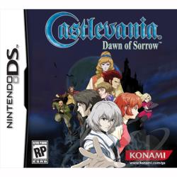 Castlevania: Dawn of Sorrow NDS Cover Art