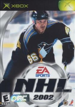 NHL 2002 XB Cover Art