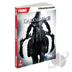 Darksiders II Guide PS3 Cover Art