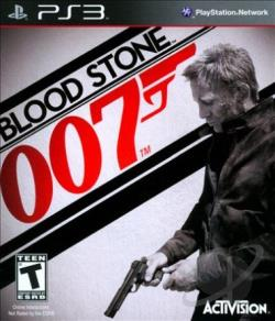 Blood Stone 007 PS3 Cover Art