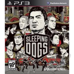 Sleeping Dogs PS3 Cover Art