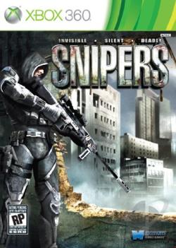 Snipers XB360 Cover Art