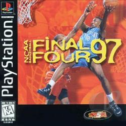 NCAA Basketball Final Four 97 PS Cover Art