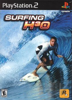 Surfing H3o PS2 Cover Art