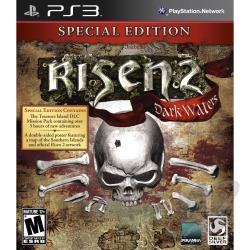 Risen 2: Dark Waters PS3 Cover Art