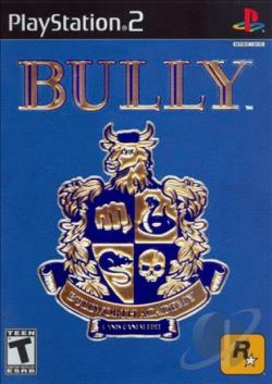 Bully PS2 Cover Art