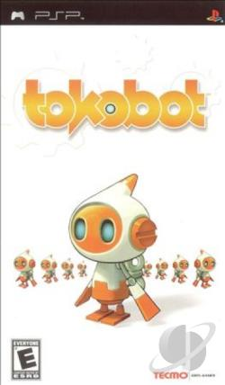 Tokobot PSP Cover Art