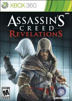 Assassin's Creed: Revelations XB360 Cover Art