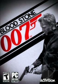 Blood Stone 007 PCG Cover Art