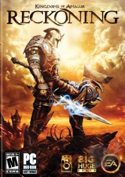 Kingdoms of Amalur: Reckoning PCG Cover Art