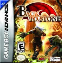 Back to Stone GBA Cover Art