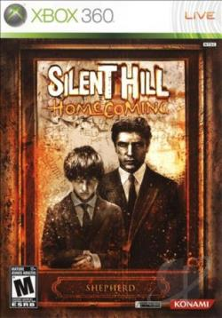 Silent Hill: Homecoming XB360 Cover Art