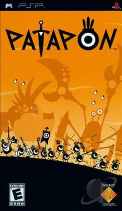 Patapon PSP Cover Art