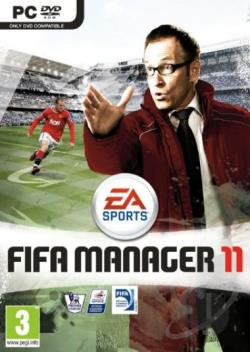 FIFA Manager 11 (PC/DVD Rom) PCG Cover Art