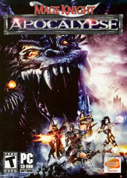 Mage Knight Apocalypse PCG Cover Art