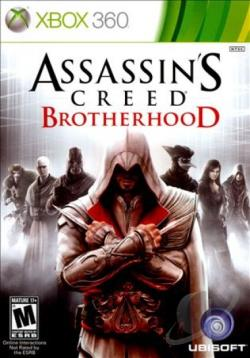 Assassin's Creed: Brotherhood XB360 Cover Art