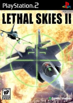 Lethal Skies II PS2 Cover Art