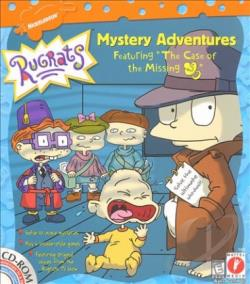 Rugrats Mystery Adventures PCG Cover Art