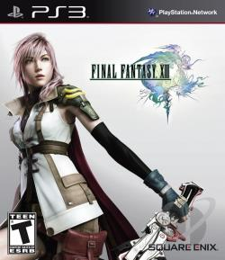 Final Fantasy XIII PS3 Cover Art