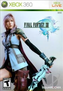 Final Fantasy XIII XB360 Cover Art