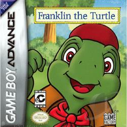 Franklin the Turtle GBA Cover Art