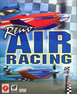 Reno Air Racers W98! W98 Cover Art