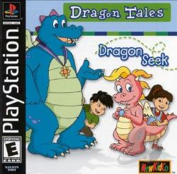 Dragon Tales: Dragon Seek PS Cover Art