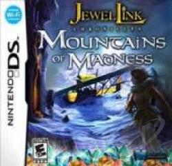 Jewel Link Chronicles: Mountains of Madness NDS Cover Art