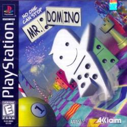 No One Can Stop Mr. Domino PS Cover Art