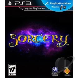 Sorcery PS3 Cover Art
