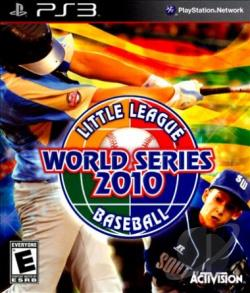 Little League World Series Baseball 2010 PS3 Cover Art