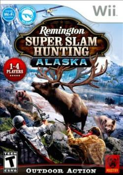 Remington Super Slam Hunting: Alaska WII Cover Art
