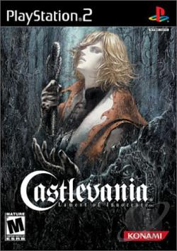 Castlevania: Lament of Innocence PS2 Cover Art