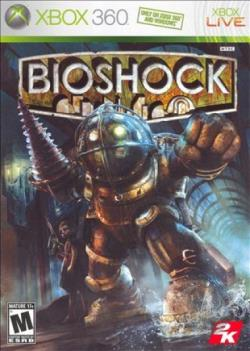 BioShock XB360 Cover Art