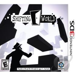 Shifting World 3DS Cover Art