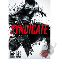 Syndicate PCG Cover Art