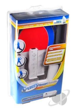 Wii sports resort bundle nintendo wii - Wii sports resort table tennis cheats ...