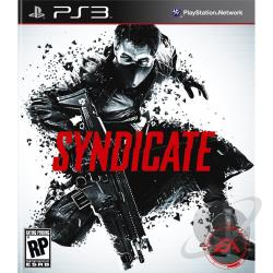 Syndicate PS3 Cover Art