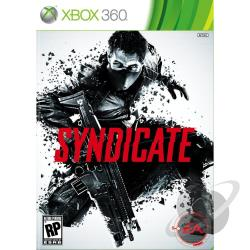 Syndicate XB360 Cover Art
