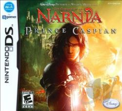 Chronicles of Narnia: Prince Caspian NDS Cover Art