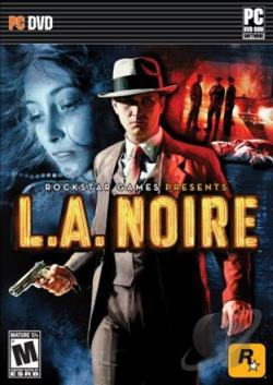 L.A. Noire: The Complete Edition PCG Cover Art