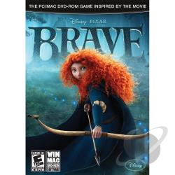 Brave: The Video Game PCG Cover Art
