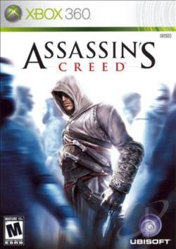 Assassin's Creed XB360 Cover Art