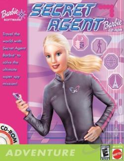 barbie secret agent pc game. Black Bedroom Furniture Sets. Home Design Ideas