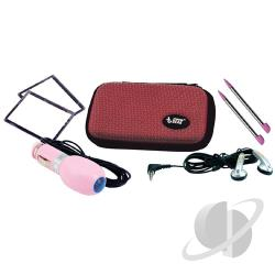 DS Lite 8-In-1 Gamer Pack (Pink) NDS Cover Art