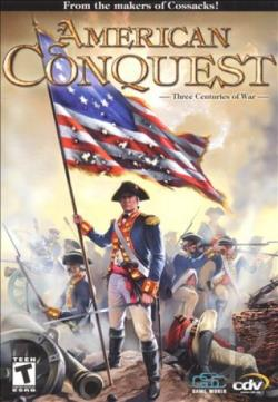 American Conquest PCG Cover Art