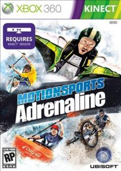 Motionsports Adrenaline XB360 Cover Art