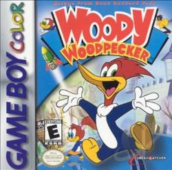 Woody Woodpecker GB Cover Art