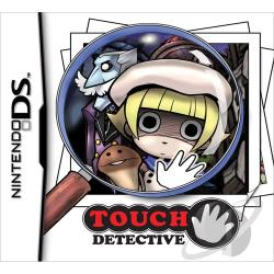 Touch Detective NDS Cover Art