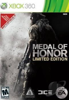 Medal of Honor XB360 Cover Art